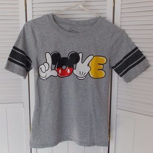 Disney Tee Size - Juniors Medium